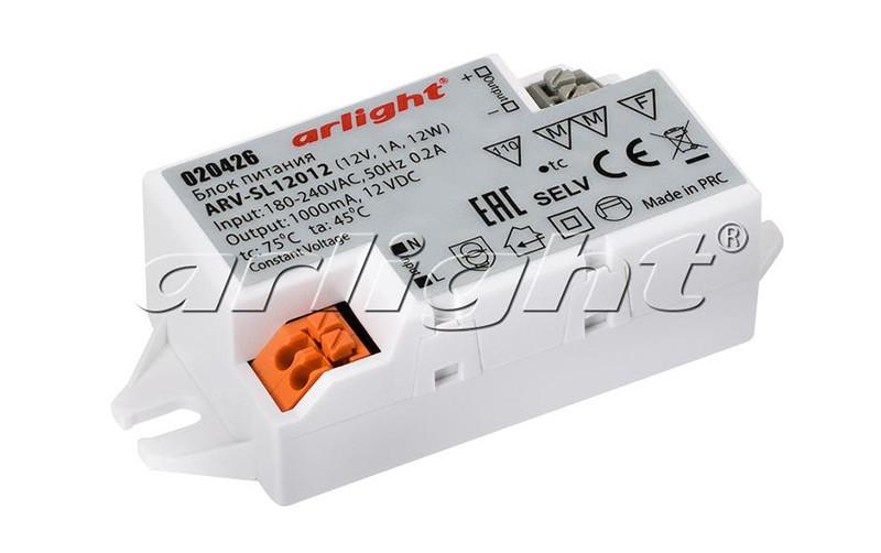 Arlight Блок питания ARV-SL12012 (12V, 1A, 12W) polish 12012 p