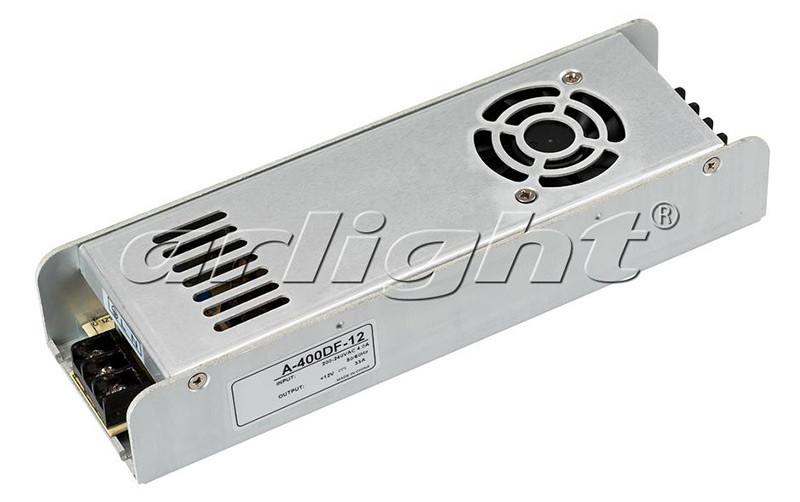 Arlight Блок питания HTS-400L-12 (12V, 33A, 400W)