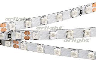 Arlight Лента 5 метров RT 2-5000 24V Green 5mm 2x (3528, 600 LED, LUX) arlight лента rt 2 5000 24v s cool 5mm 2x 3528 600led lux