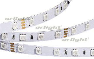 Фото Arlight Лента RT 2-5000 36V RGB 2X (5060, 300 LED, LUX). Купить с доставкой
