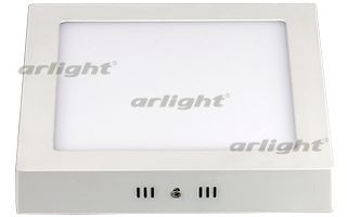 Arlight Светильник SP-S225x225-18W Warm White arlight светильник sp cubus s100x100wh 11w warm white 40deg