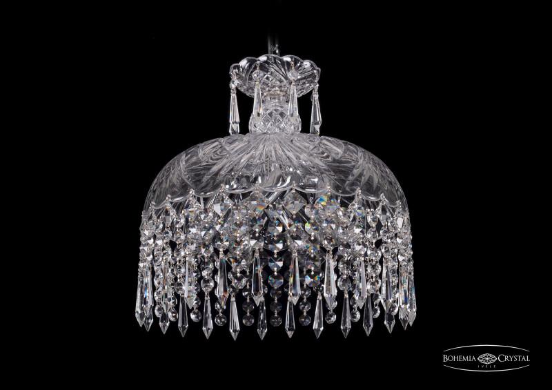 Bohemia Ivele Crystal 7715/35/Ni/Drops bohemia ivele crystal подвесной светильник bohemia ivele crystal 7715 15 ni drops