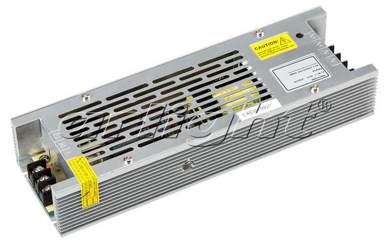 Arlight Блок питания HTS-200L-12 (12V, 16.7A, 200W) arlight блок питания hts 200 12 12v 16 5a 200w
