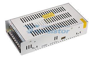 Arlight Блок питания HTS-200-12 (12V, 16.5A, 200W) arlight блок питания hts 200 12 12v 16 5a 200w
