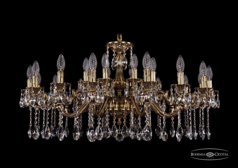 Фото Bohemia Ivele Crystal 1703/24/225+125/A/GB. Купить с доставкой