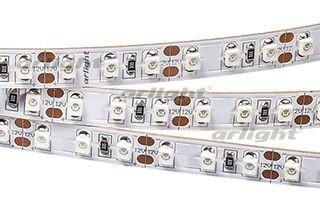 Arlight Лента 5 метров RT 2-5000 12V Orange 2X (3528, 600 LED, LUX) arlight лента rt 2 5000 24v s cool 5mm 2x 3528 600led lux