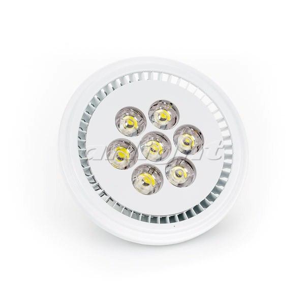 Arlight Светодиодная лампа MDSV-AR111-7x2W 35deg Warm White 12V светодиодная лампа arlight 014137