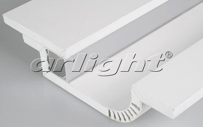 Arlight Декоративный Профиль 250 мм ARL-BAY-ROUND-35-250 (ГКЛ 12.5мм)