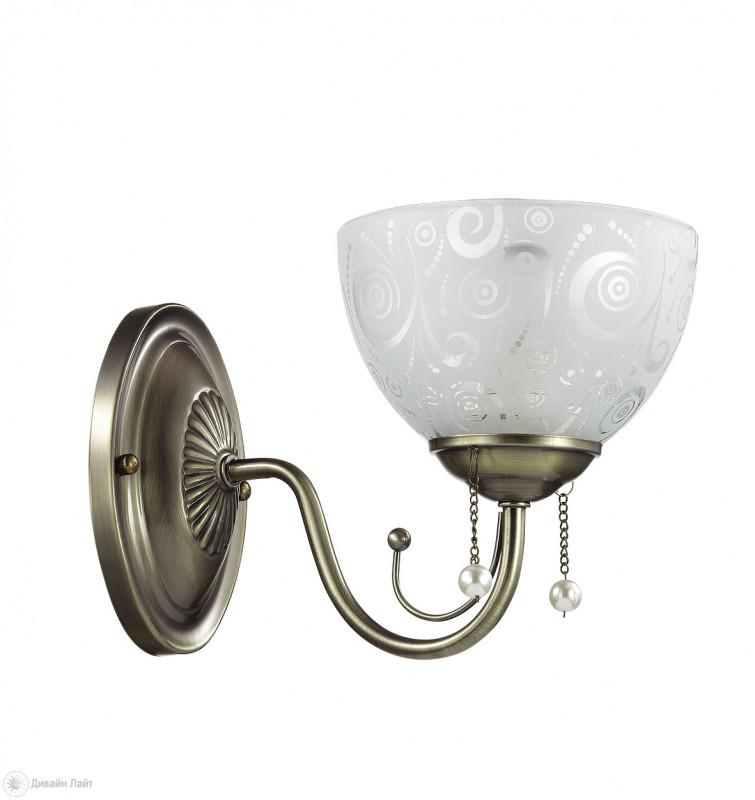 LUMION 3130/1W LN16 000 бронзовый/стекло/декор.цепочки Бра E27 60W 220V LEVANTE осень зима 2011 новая коллекция levante ки в