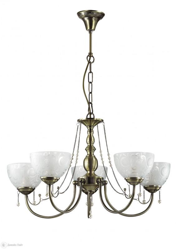 LUMION 3130/5 LN16 000 бронзовый/стекло/декор цепочки Люстра E27 5*60W 220V LEVANTE осень зима 2011 новая коллекция levante ки в