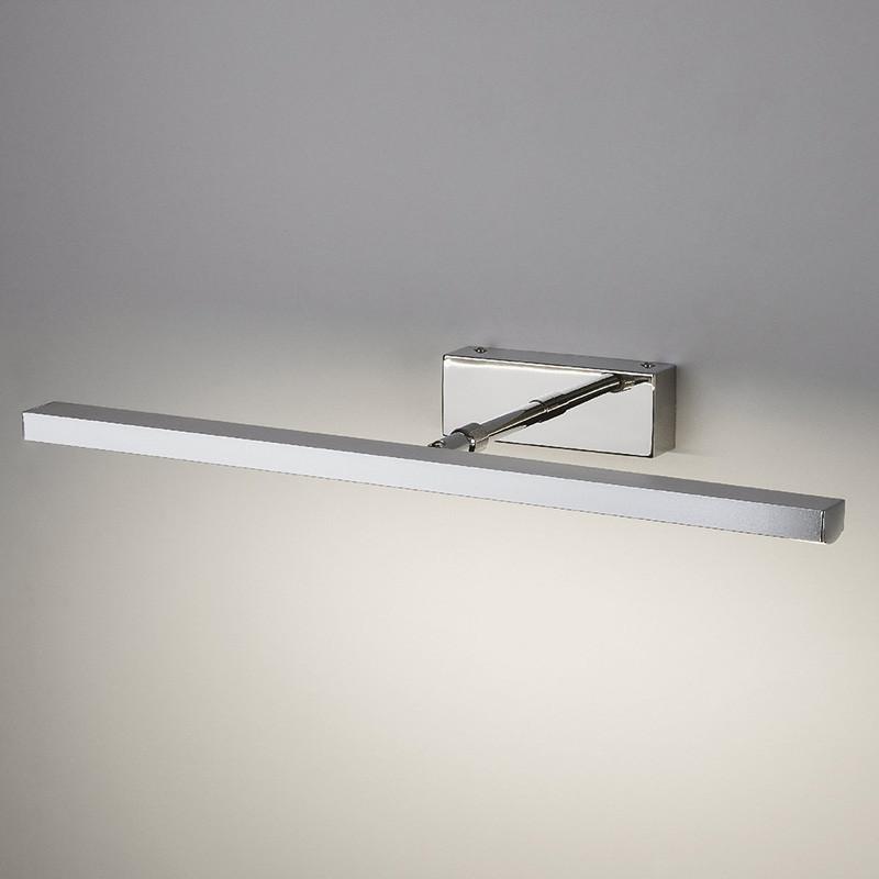 Elektrostandard Cooper LED 7W хром elektrostandard лампа светодиодная elektrostandard свеча на ветру сdw led d 6w 3300k e14 4690389085505