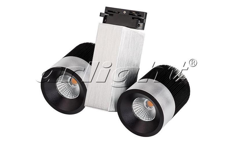 Arlight Светодиодный светильник LGD-2238SB-2x15W Warm White 24deg