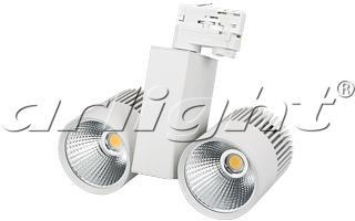 Arlight Светодиодный светильник LGD-2271WH-2x30W-4TR Warm White 24deg линейные направляющие hiwin hwin 30 l950mm 2 4 hgh30ca