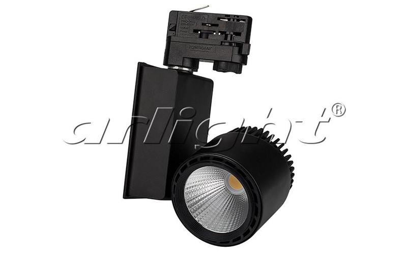 Фото Arlight Светодиодный светильник LGD-2282BK-45W-4TR White 24deg. Купить с доставкой