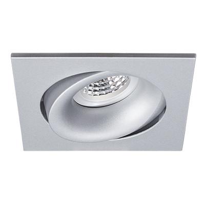 ITALLINE DE 201 alu grey встраиваемый светильник de 201 alu grey italline