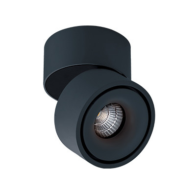 ITALLINE UNIVERSAL mini BLACK светильник потолочный