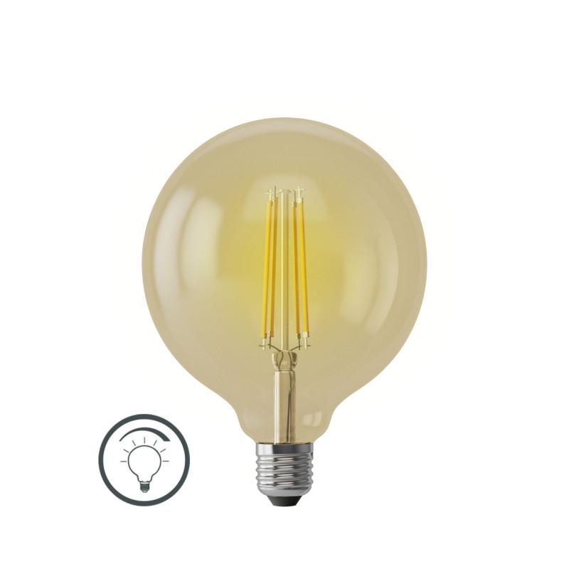 Voltega Шар светодиодный лофт GOLD G125 8W Е27 2800К VG10-G125Gwarm8W