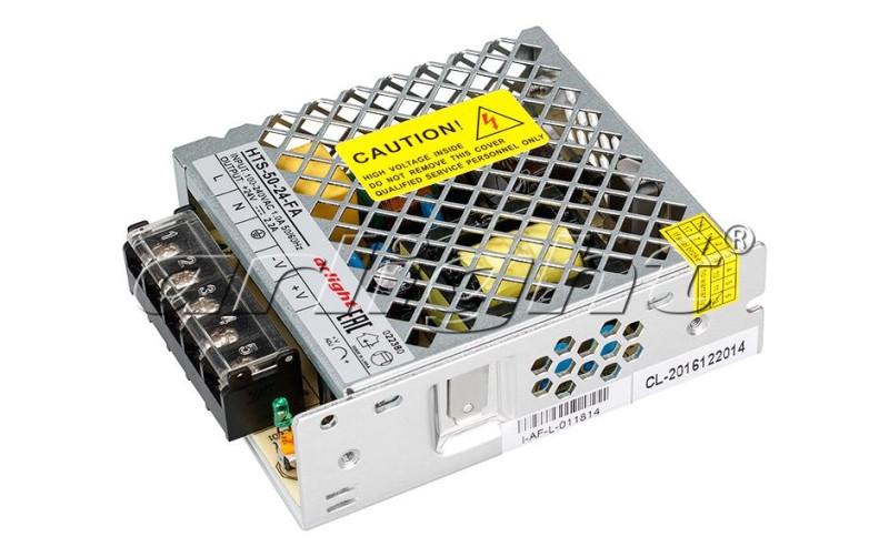 Arlight Блок питания HTS-50-24-FA (24V, 2.2A, 50W)