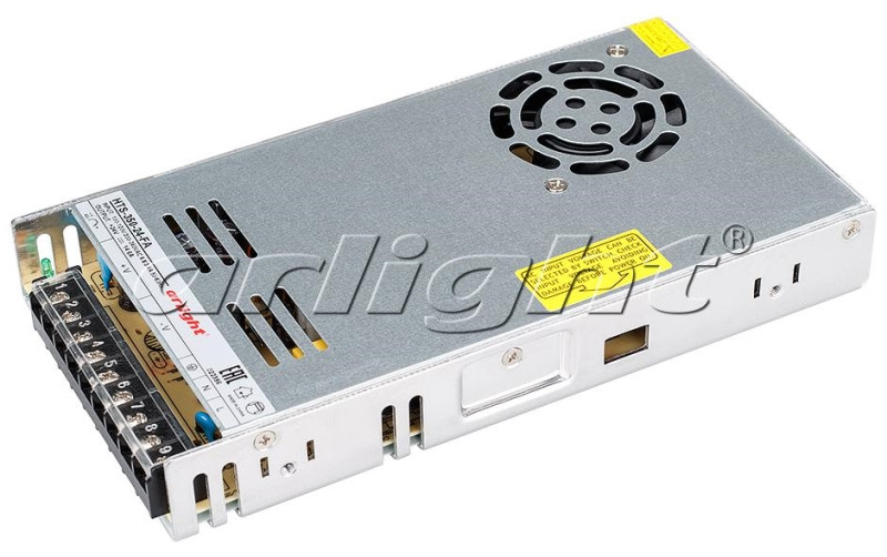 Arlight Блок питания HTS-350-24-FA (24V, 14.6A, 350W)