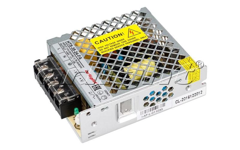 Arlight Блок питания HTS-35-24-FA (24V, 1.5A, 35W)