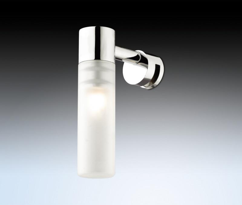 все цены на Odeon Light 2447/1 ODL13 849 хром Светильник с креплен на зеркало  G9 40W 220V IZAR