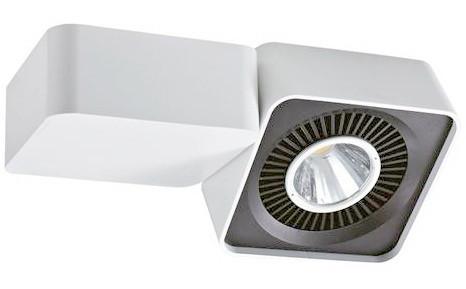 Horoz Electric HL827L Светодиодный трековый св-к 40W 4200K Белый спот horoz electric hl7180l