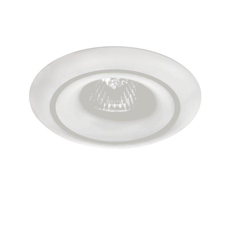 Lightstar 010016 Светильник LEVIGO  MR16/HP16 БЕЛЫЙ/ЧЕРНЫЙ, шт