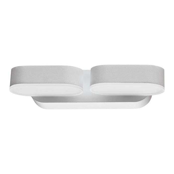 Фото Novotech 357432 NT18 000 белый Ландшафтный светодиодный светильник IP54 60LED SMD2835 12W 220-240V KAIMAS. Купить с доставкой
