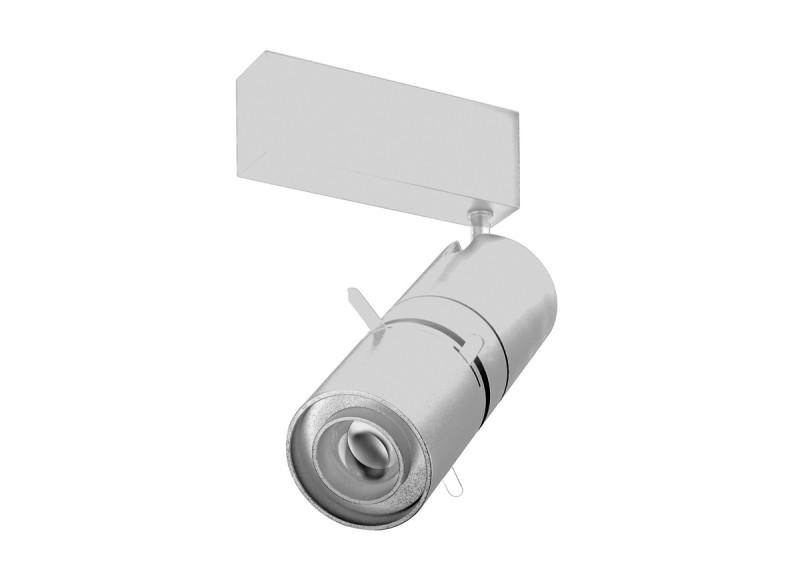 Фото Donolux Donolux Светодиодный светильник для магнитного шинопровода. DC 24В 15W, 3000К, 878 LM, белый, угол с. Купить с доставкой
