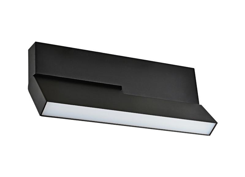 Фото Donolux Donolux Светодиодный светильник для магнитного шинопровода. DC 24В 20W, 3000К, 860 LM, черный, IP20,. Купить с доставкой
