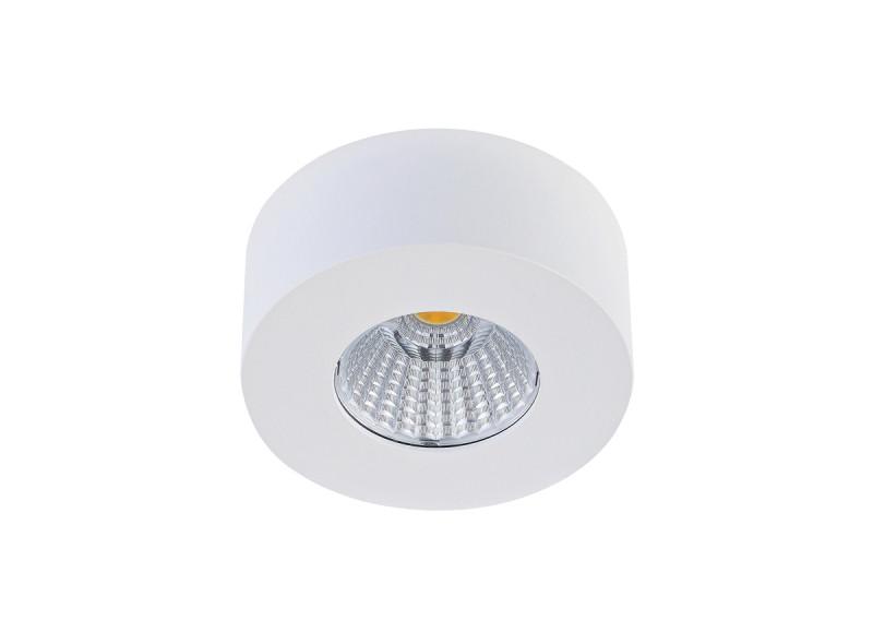 Фото Donolux Donolux Светильник светодиодный накладной, 7Вт, 3000К, 420Лм, Ra>80, IP44, 60°, AC 220-240В, H33xD80. Купить с доставкой