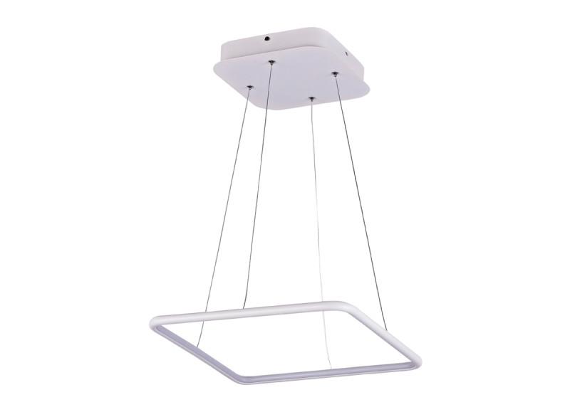 Donolux Donolux Светодиодный светильник подвесной. АС85-265В 30W, 3000K, 870 LM, Белый, 105°, IP20, L400xH1 30 11 30 3000