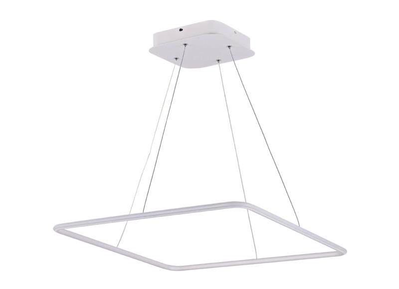 Donolux Donolux Светодиодный светильник подвесной. АС85-265В 45W, 3000K, 1300 LM, Белый, 105°, IP20, L600xH кофемашина delonghi ecam 45 760 w белый
