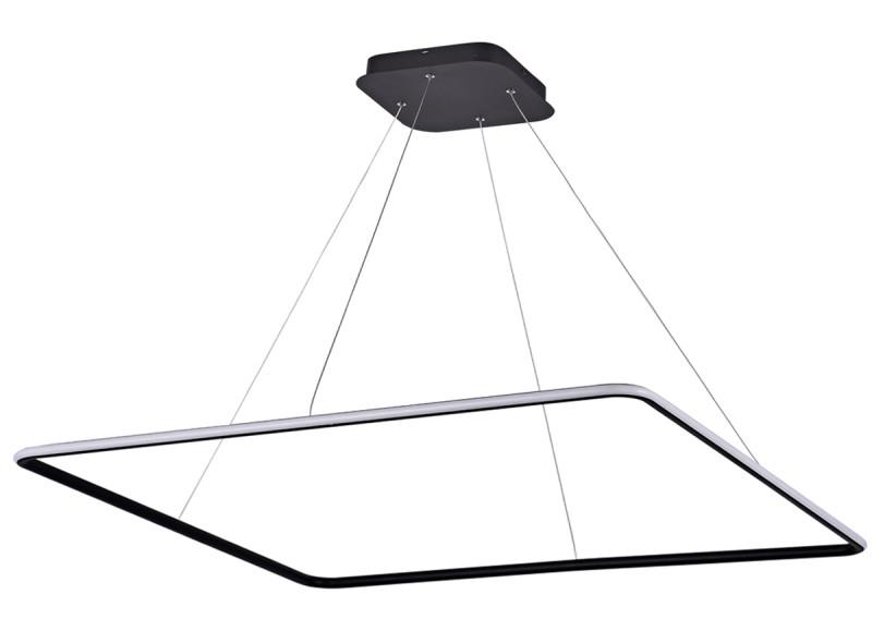 Donolux Donolux Светодиодный светильник подвесной. АС85-265В  90W, 3000K, 2610 LM, Черный, 105°, IP20, L1200 потолочный светильник sinolite 1 90 265 v8 1 c