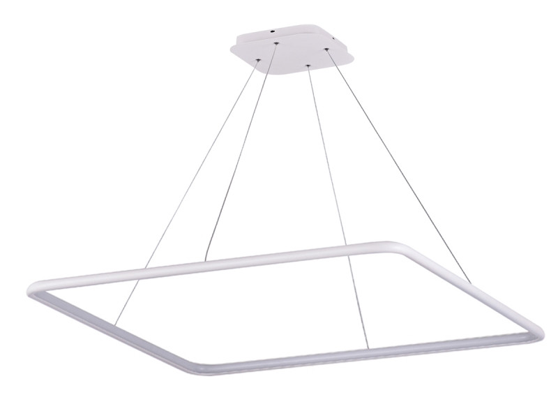 Фото Donolux Donolux Светодиодный светильник подвесной. АС85-265В  90W, 3000K, 2610 LM, Белый, 105°, IP20, L1200x. Купить с доставкой