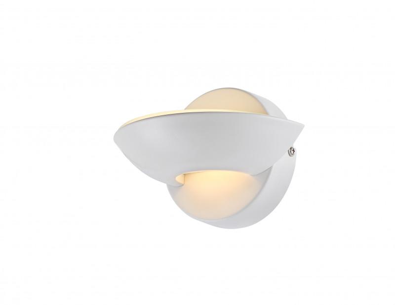 Globo 76003 светильник настенный 76003 led 1x3вт белый