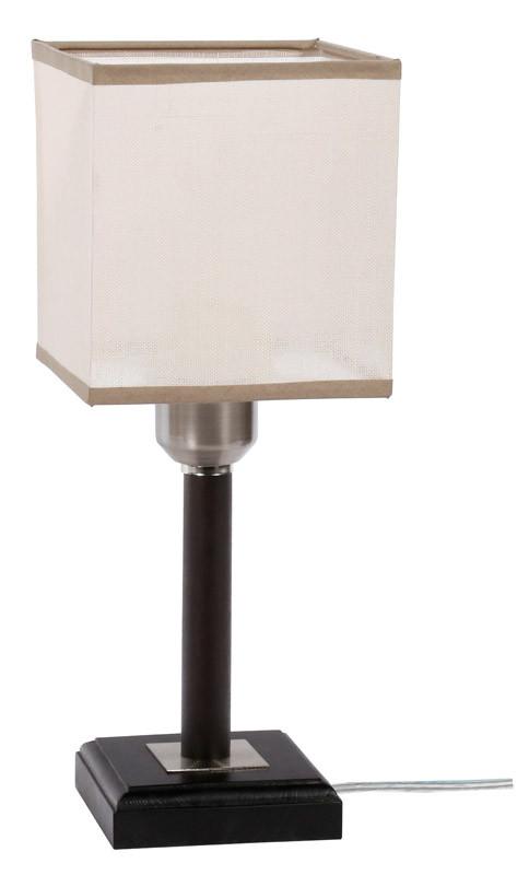 Дубравия Настольная лампа КАНТ 1хE27x60Вт венге 154-41-11Т