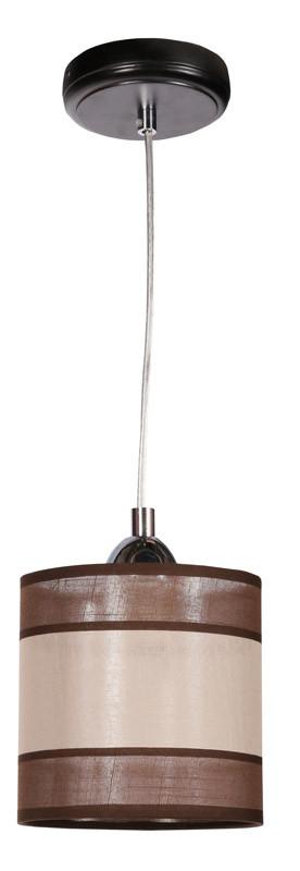 цены Дубравия Светильник подвесной ЛОРИ 1хЕ27х60Вт венге 181-41-21
