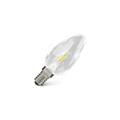 X-Flash Cветодиодная лампа XF-E14-CC-3.3W-3000K-230V X-flash светодиодная лампа x flash xf e14 cc 3 3w 3000k 230v арт 47857