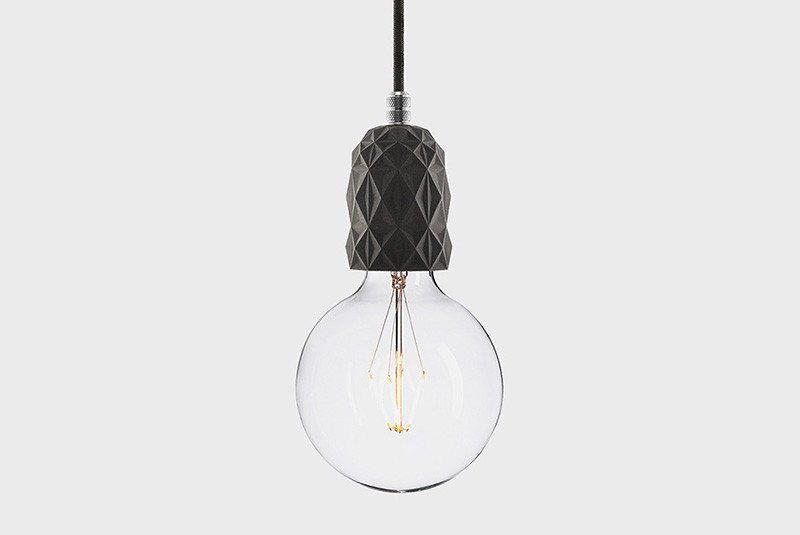 Latitude Подвесной светильник, LATITUDE Beton Air black/aluminum latitude подвесной светильник latitude beton air black aluminum