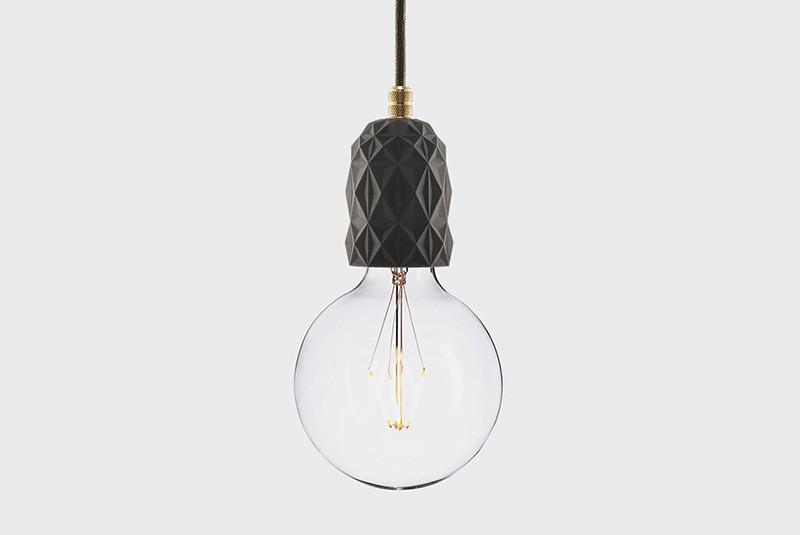 Latitude Подвесной светильник, LATITUDE Beton Air Black/brass latitude подвесной светильник latitude beton air black aluminum