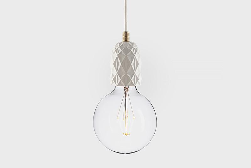 Latitude Подвесной светильник, LATITUDE Beton Air White/brass latitude подвесной светильник latitude beton air black aluminum