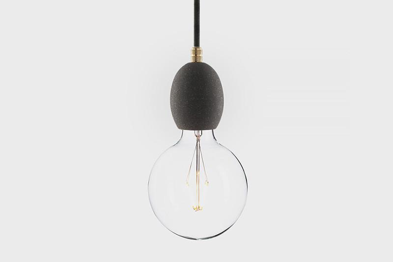 Latitude Подвесной светильник, LATITUDE Beton Bolti black/brass paulmann henja pendell max1x20w e27 gr ei g beton