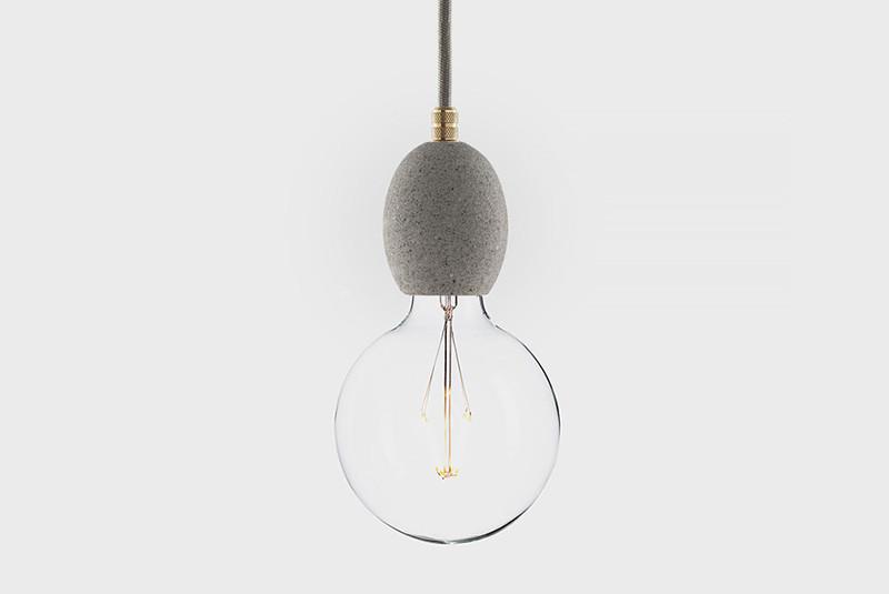 Latitude Подвесной светильник, LATITUDE Beton Bolti grey/brass latitude подвесной светильник latitude beton makt grey aluminum