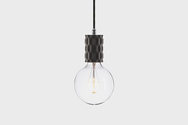 Latitude Подвесной светильник, LATITUDE Beton Glitter black/aluminum latitude подвесной светильник latitude beton bolti grey aluminum