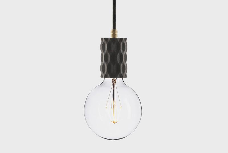 Latitude Подвесной светильник, LATITUDE Beton Glitter black/brass latitude подвесной светильник latitude beton glitter black aluminum