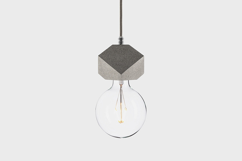 Latitude Подвесной светильник, LATITUDE Beton Makt grey/aluminum latitude подвесной светильник latitude beton makt black aluminum