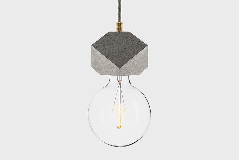 Latitude Подвесной светильник, LATITUDE Beton Makt grey/brass latitude подвесной светильник latitude beton makt black aluminum