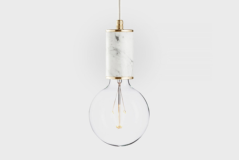 Latitude Подвесной светильник, LATITUDE Marmor Glans bianco/brass latitude подвесной светильник latitude beton bolti grey aluminum
