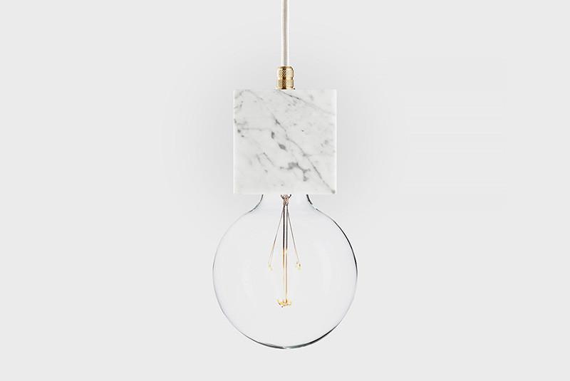 Latitude Подвесной светильник, LATITUDE Marmor Veldi bianco/brass paulmann ando stehl max1x20w sw ku stoff marmor